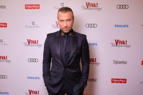 Черкащанин Винник став найкрасивішим заверсією журналу «Viva»