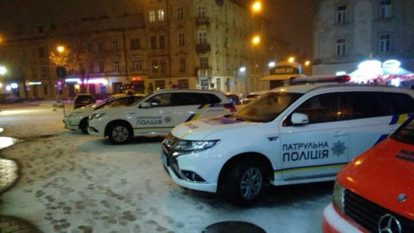 УЛьвові під час поліцейської перевірки загинув 22-річний чоловік