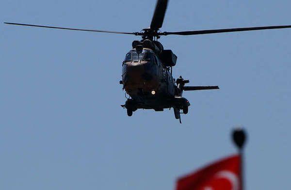 УСирії збили турецький вертоліт