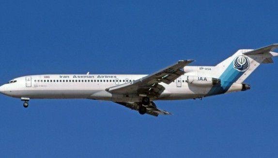 Всі загинули: в Ірані розбився пасажирський літак