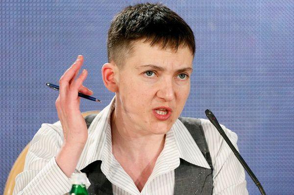 Савченко: Ябачила, якПарубій заводив снайперів уготель «Україна»