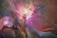 Вчені показали фото народження зірок