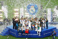 Ліга чемпіонів в Києві: яскраві кадри неймовірного фіналу (Фото)