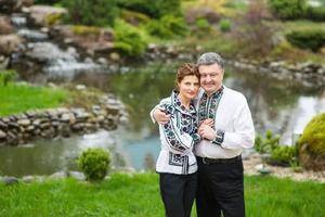 Петро Порошенко сказав дружині спасибі в 31-й раз (ФОТО). 8 вересня президент України Петро Порошенко і його дружина Марина Порошенко відзначають 31-ю річницю свого шлюбу.