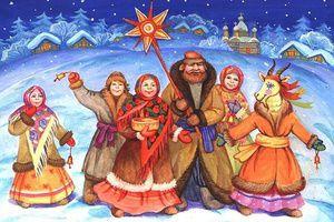Як весело відсвяткувати старий Новий рік: щедрівки для дорослих.  Щедрівки для дорослих.