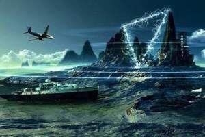 """Вчені зробили сенсаційну заяву про Бермудський трикутник (відео). """"Смертельної пастки"""" Бермудського трикутника ніколи не існувало."""