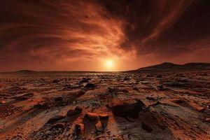 Вчені з&#039ясували, що колись на Марсі був океан. Він містив в собі кількість води більше, ніж зараз знаходитися в Північному Льодовитому океані нашої планети.