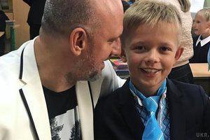 З Потапом стався неприємний інцидент під час шкільної лінійки (фото). Олексій Потапенко посварився з діячем культури, ім&#039я якого не став називати.