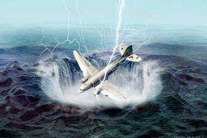 """Вчені розкрили таємницю"""" Бермудського трикутника. Вчені близько 10 років вивчали погоду в районі Бермудського трикутника."""