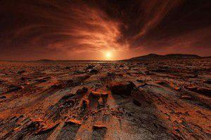 Вчені виявили на Марсі киплячий океан. На Марсі є так званий киплячий океан, який відповідає за зміну зовнішнього вигляду піщаних дюн.