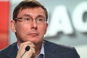 Генеральний прокурор Луценко зробив офіційну заяву що до арешту Саакашвілі. Підстав для підозр достатньо.