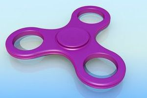 Статистика дитячих травм шокує. Популярна іграшка спінер небезпечна.
