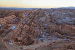 У NASA показали знімки марсіанського снігу. Вчені з&#039ясували, як виглядає поверхня червоної планети.
